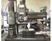 5' IKEDA RADIAL ARM DRILL