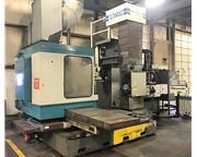 """4.75"""" Wotan CNC Table Type Horizontal Boring Mill"""