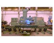 """6"""" Giddings & Lewis CNC Table Type Horizontal Boring Mill"""