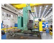 Sacem MSPT-150CN CNC Floor Type Horizontal Boring Mill