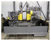 """1978 HEY #3 DOUBLE ENDED FACING & CENTERING MACHINE, 27"""""""