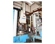 """63"""" TOS SKS-16 CNC Vertical Boring Mill with Milling"""