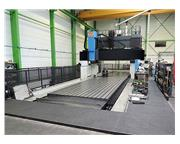 Vision Wide BM-8242 CNC Gantry Portal Milling Machine