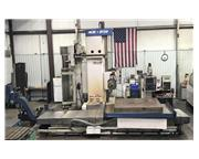 "5.12"" Daewoo ACE-B130 CNC Table Type Horizontal Boring Mill"