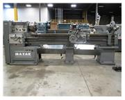 "MAZAK (YAMAZAKI) MODEL 18 GAP BED ENGINE LATHE, 18"" X 80"""