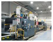 Cincinnati 5 Axis Rail Type CNC Dual Gantry Profiler, Model U-5 w/ Siemens