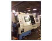 Mazak SQT-15MS II CNC Turning Center with live tooling and Sub 1995 S/N 115