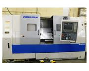 DAEWOO Puma 350MA CNC Slant Bed Turning Center