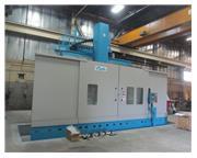 """O-M VTLex-3000,118""""TABLE,95""""TURNING-HEIGHT,44,000 LBS TABLE LOAD,"""