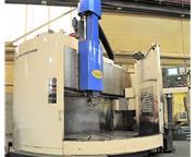 "78"" Toshiba TUE-200 CNC Vertical Boring Mill"