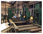 "Controlled Automation/Whitney 30"" Beam Line Punching System"