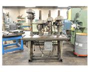 """15"""" ROCKWELL DELTA 4 SPINDLE DRILL"""
