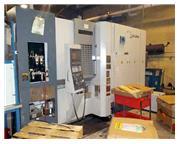Okuma MB-4000H Model MB-4000H CNC Horizontal Machining Center