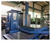 "Tos WHN 13 5.12"" CNC Table Type Horizontal Boring Mill"