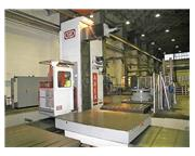 FPT Area EV100 CNC Ram Type Travelling Column Horizontal Milling Machine