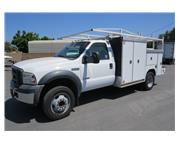 2006 Ford F-550 XL Super Duty 11 ft. Utility / Service Truck