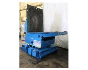 20,000 Lb. (9072 Kg), No. 20000, ROTATING COIL UPENDER, 5 HP, DUAL CHAIN