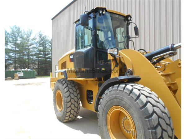 2015 CATERPILLAR 930K WHEEL LOADER
