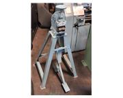 Marchant # 6FG , foot shrinking & stretching machine, 16 gauge, set of stretching jaws, #A