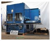 """52"""" AEM # 75-52/3 HDWood w/103, 3 hd wide, wood, emerg stop, power elev table, #A2460"""