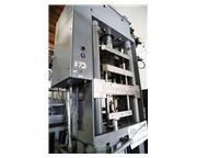 250 Ton, Best Press # JC-148 , hydraulic powder compacting press, 2853 hrs, drawings & sch