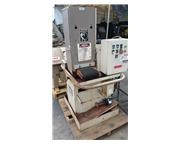 "9"" Timesavers # 960-1MW , Mini-Wet belt grinder, coolant system, #A3841"
