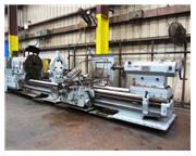"45"" Swing 160"" Centers Poreba TR-115 B2/4M ENGINE LATHE, Inch/Metric,Gap,4-Jaw,S"