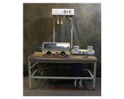 Comco MICROBLAST MBB2200 WORKSTATION BLAST CLEANER, machine tool, microblast unit, air dry