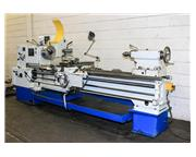 "25"" Swing 80"" Centers Tos SN63C ENGINE LATHE, Inch/Metric,Gap,Taper,34 Jaw, Stea"