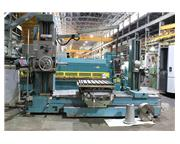 """3.5"""" Spindle 49"""" X Axis Tos W9A HORIZONTAL BORING MILL, #40 PDB, Rotary Tbl, Fac"""