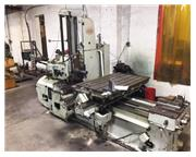 """3"""" Spindle 36"""" X Axis Lucas 41B24 HORIZONTAL BORING MILL, #40 Taper, Tailstock N"""