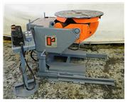 1000Lb Cap. Ransome 10-P WELDING POSITIONER, Powered Tilt and Rotation