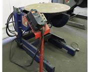 1000Lb Cap. Ransome 10-PA WELDING POSITIONER, Powered Tilt and Rotation