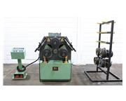 """3"""" Leg Lth 0.375"""" Thick Eagle Precision CPD-80REV ANGLE BENDING ROLLS, Equipped"""