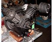 10HP Motor Ingersoll-Rand 2545 2-Stage Pump AIR COMPRESSOR, Rebuilt Pump for 5, 7.5, 10 HP