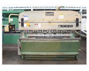 "110 Ton 120"" Bed Guifil PE30/100 PRESS BRAKE, Hurco Autobend 5C CNC Back Gauge"