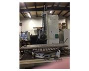 "5"" Spindle 72"" X Axis Lucas 542B-84 HORIZONTAL BORING MILL, Fanuc 15M Control,Re"