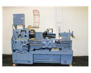 "17"" Swing 40"" Centers Webb 1740G ENGINE LATHE, Inch/Metric, Gap,Taper, 3-Jaw,Tra"