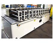 "12 Stand x 2-1/2"" TISHKEN #12-MW-2-1/2 Rollformer"