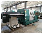Nakamura Tome WTS-150 MMYY CNC Turning Center with Dual Spindles & 3 Tu