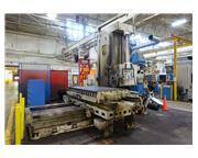 """5"""" Giddings & Lewis 65-H5-T Table Type Horizontal Boring Mill"""
