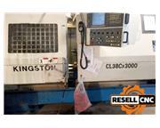 "Kingston CL-38Cx3000 - 7"" Bar, 19.5"" Chuck, 1,000 RPM, 2008"