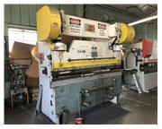 100 Ton x 8ft Heim Model 100-8 Mechanical Press Brake