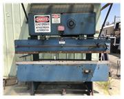 25 Ton x 8ft Chicago Model 285 Mechanical Press Brake