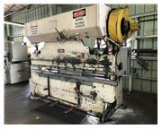 75 Ton  x 10ft Chicago 810-C Mechanical Press Brake