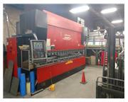 "242 TON X 167"" AMADA HFE 2204/7 ""DOWN-ACTING"" CNC PRESS BRAK"