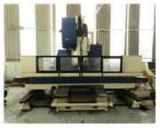 """Sharnoa Mill - 102""""x32""""x30"""", 4500 RPM, 24 ATC, 1999"""