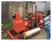 DMT 100 kW Gas Generator Set
