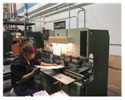 38 Ton x 5' Guifil Hydraulic CNC Press Brake