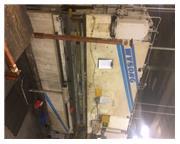 175 TON WYSONG HYDRAULIC PRESS BRAKE,  MODEL MTH175-144